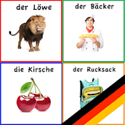 Learn German Vocabulary for Kids and Beginners