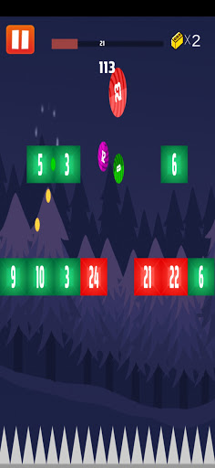 Télécharger Ball Wall  APK MOD (Astuce) screenshots 2
