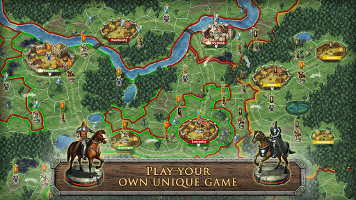 Strategy & Tactics: Medieval Civilization games 1.0.25 screenshots 11