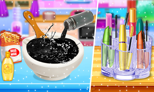 Makeup Kit- Dress up and makeup games for girls screenshots 4