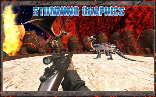 Dragon Shooting Game 2018 : Dragon shooter apkmr screenshots 1
