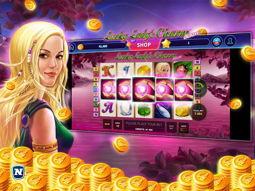 Lucky Lady's Charm Deluxe Casino Slot screenshots 9