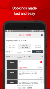 Air Arabia (official app) For Pc (Windows 7, 8, 10 & Mac) – Free Download 2