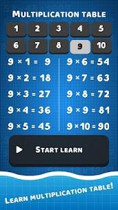 Math problems: mental arithmetic game 5