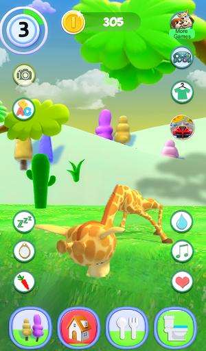 Talking Giraffe 1.54 screenshots 17