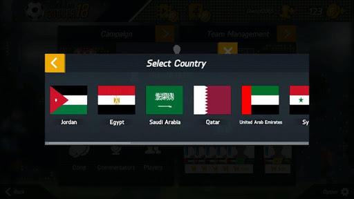 Golden Team Soccer 18 apklade screenshots 2