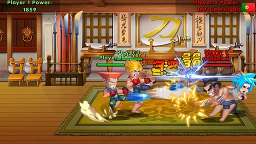 One Punch Boxing - Kung Fu Attack  screenshots 5