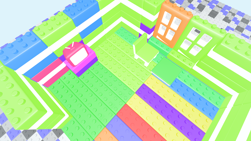Colorful 3D screenshots 2