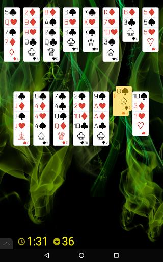 Fifteen Puzzle Solitaire  screenshots 11