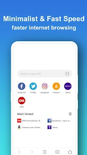 Pure Browser Pro-Ad Blocker,Video Download,Player (PRO) 2.1.3 Apk 2