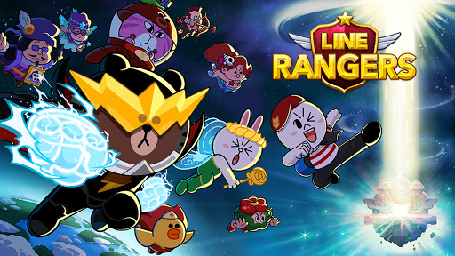 LINE Rangers - a tower defense RPG w/Brown & Cony! screenshots 6