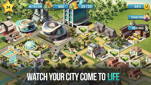 City Island 4 - Town Simulation: Village Builder 3.1.2 screenshots 2