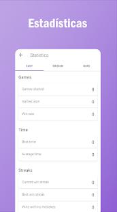 Schermata di Sudoku Pro