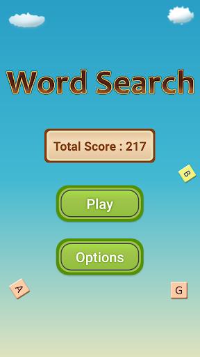 Word Search Game in English screenshots 3