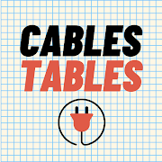Electrical Cable Tables, Cables data on your phone