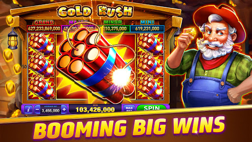 Slots: DoubleHit Slot Machines Casino & Free Games screenshots 3
