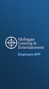 Mohegan sun employee page