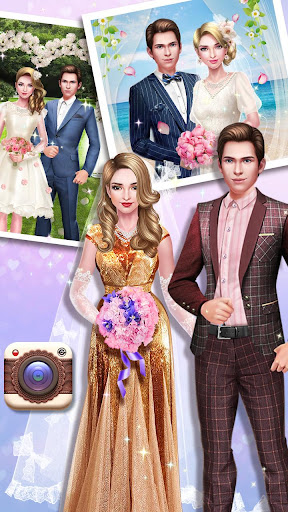 ud83dudc92ud83dudc70Bride & Groom Dressup - Dream Wedding 1.8.5038 screenshots 16