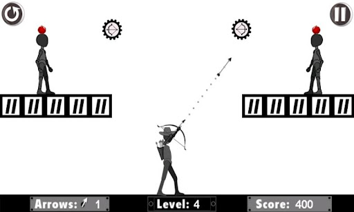 Dark Man Archery Apple Shooter 2.1 screenshots 3