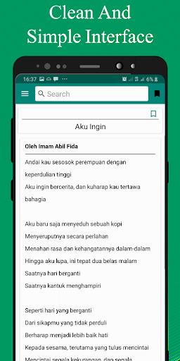 Kumpulan Puisi modavailable screenshots 10
