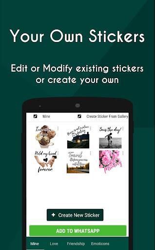 sticker maker wastickerapps for whatsapp - creator screenshot 3