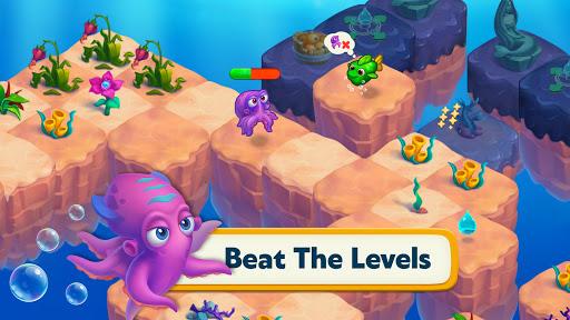 Sea Merge! Fish Aquarium Game & Ocean Puzzle 1.7.5 screenshots 7