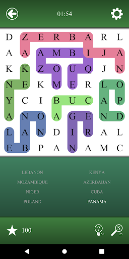 Word Search - Play with friends Online  Screenshots 2