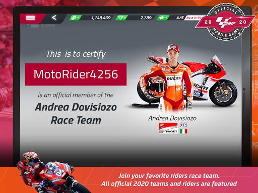 MotoGP Racing '20 apkpoly screenshots 15