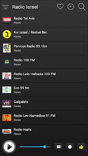 Israel Radio Stations Online For Pc – Free Download On Windows 10/8/7 And Mac 4