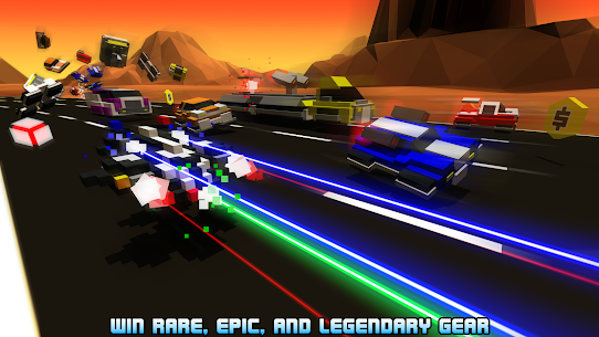 Hovercraft: Takedown MOD APK 1.6.3 (Unlimited Money) 5