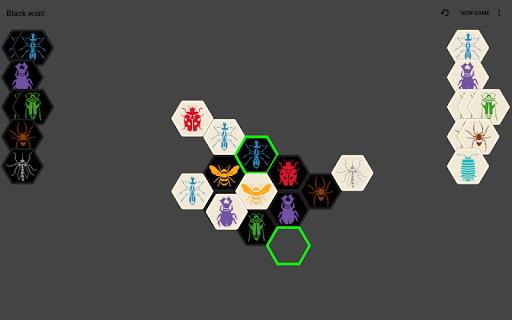 Hive with AI (board game) 12.1.2 screenshots 14