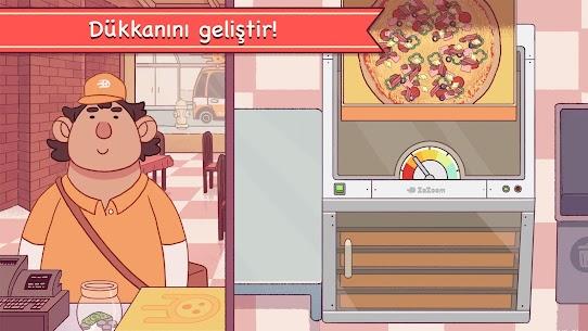 İyi Pizza Güzel Pizza Hileli Apk Güncel 2021** 5