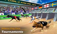 本物の犬のレースゲーム レーシングドッグシミュレーターのおすすめ画像1