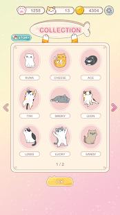Cat Sitter - nonogram