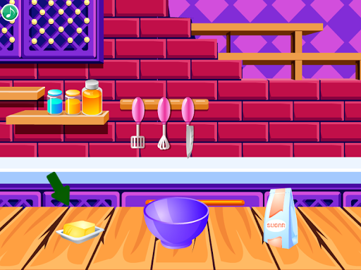 cooking cookies : games for girls screenshot 3