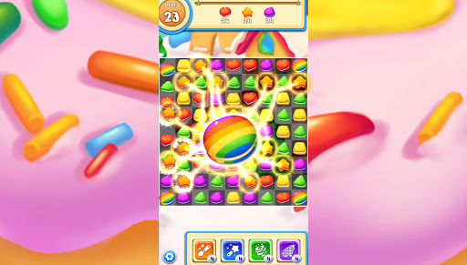 Cookie Macaron Pop : Sweet Match 3 Puzzle 1.5.4 screenshots 8