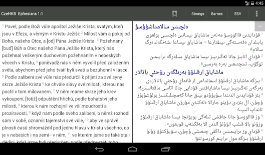 Bible Study app, by And Bible Open Source Project Screenshot