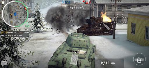 World War Heroes: FPS Guerre screenshots apk mod 5