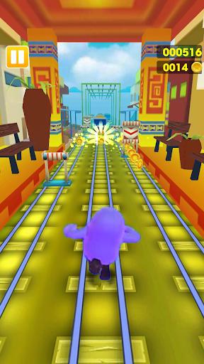 Subway Fall Run Guys  screenshots 1