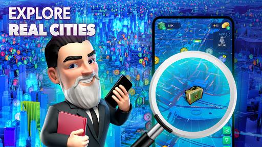 LANDLORD GO Business Simulator Games - Investing Apkfinish screenshots 4