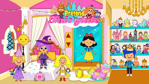 My Pretend Fairytale Land - My Royal Family Game screenshots 4