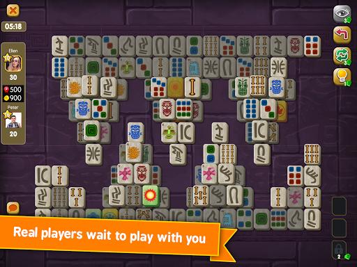 Mahjong Maya Puzzle Live Duels  screenshots 15