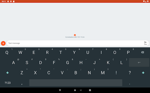 Simple Keyboard Screenshot