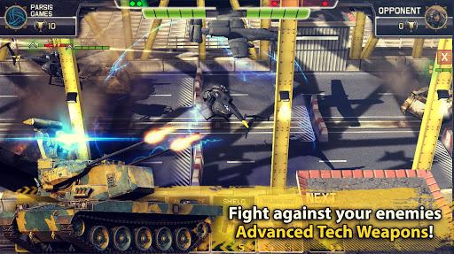 Frontline Army Battles: Assault Modern Warfare  screenshots 5