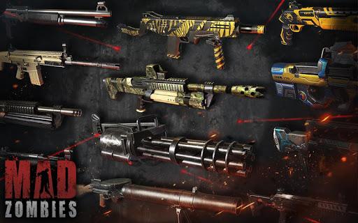 MAD ZOMBIES : Offline Zombie Games  Screenshots 2