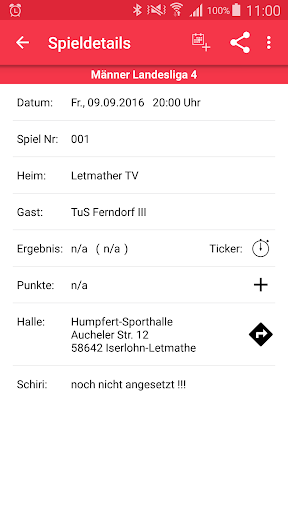 letmather tv handball screenshot 3