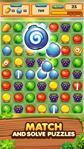 Garden Blast New 2020! Match 3 in a Row Games Free 2.1.4 screenshots 5