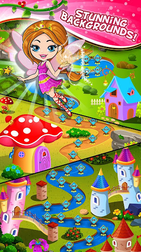 Fairy Tale ud83cudf1f Match 3 Games apkpoly screenshots 2