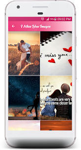 I Miss You Quotes & Images 2.1 Download Mod APK 2
