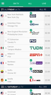 How To Download and Run Soccer Live on TV On Your PC 1